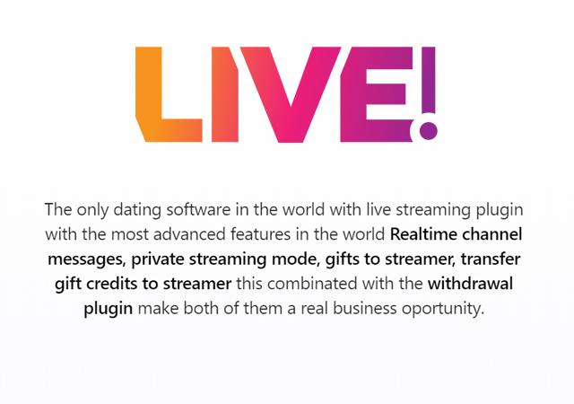 Live Streaming Agora.io - Belloo Dating Software - 1