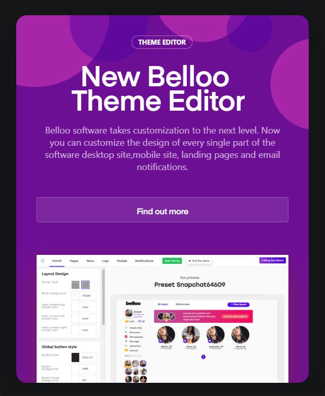 Belloo - Complete Premium Dating Software - 5