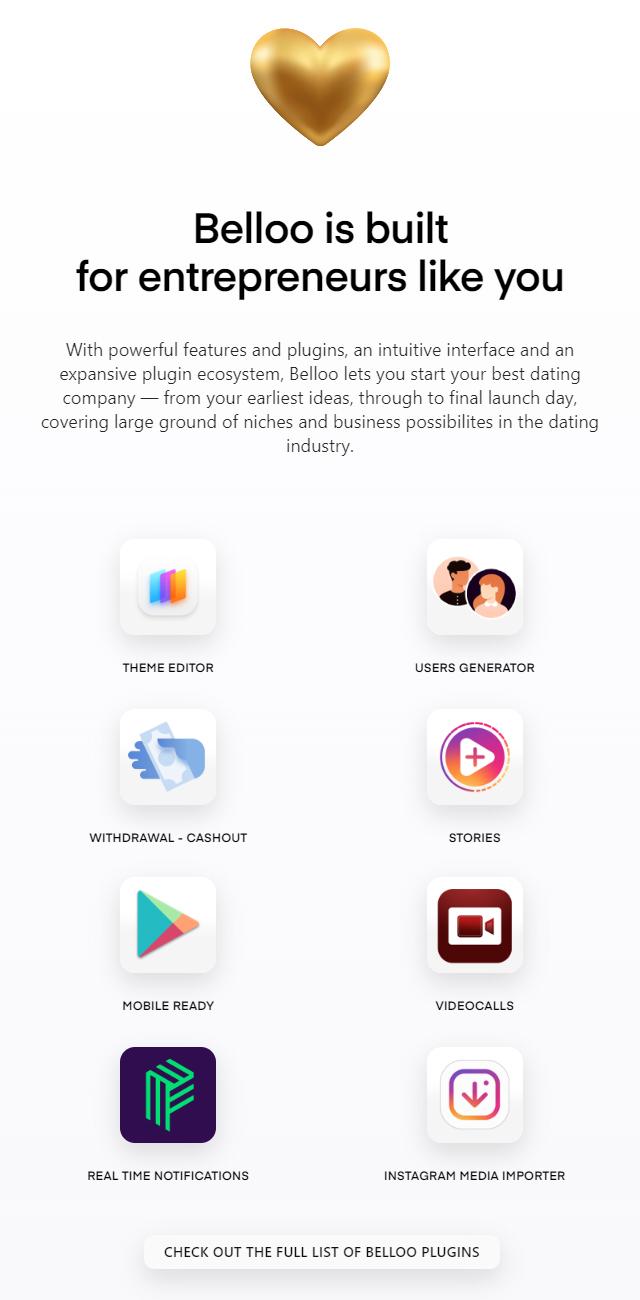 Belloo - Complete Premium Dating Software - 7